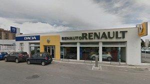 Concessionaria Renault, Dacia e Opel