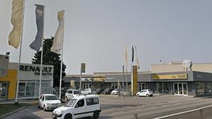 Renault, Dacia, Opel a Modugno, in provincia di Bari