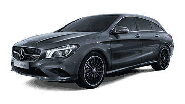 Noleggia Mercedes Cla Shooting Brake