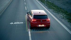 Opel Eye: per viaggiare in sicurezza